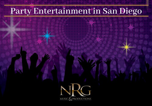 party entertainment in san diego